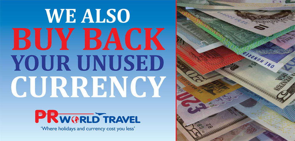 Buy Back Currency